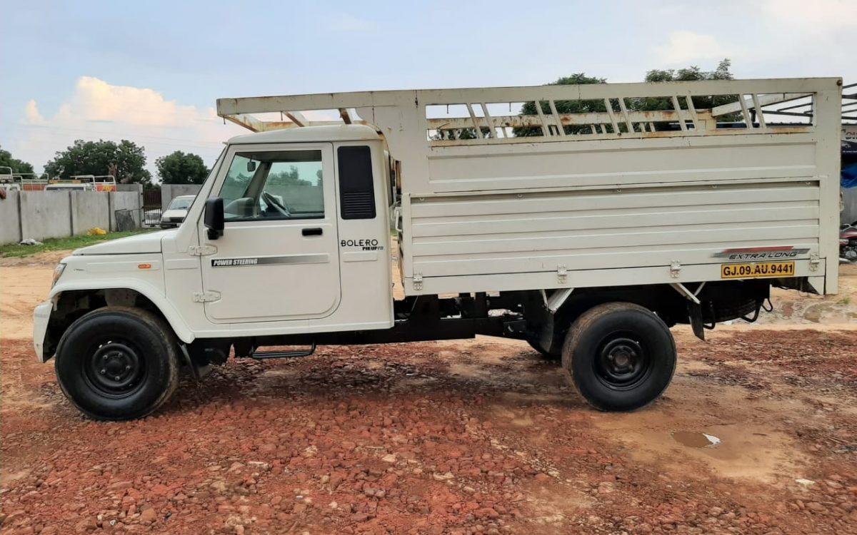Bolero Pick Up Fb Extra Long Kama Auto Consult