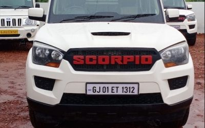 Mahindra New Scorpio S4 Plus