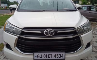 Toyota Innova Crysta 2.4 G Used Car Sale