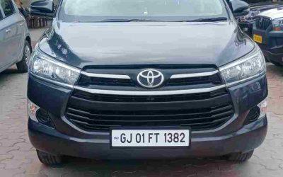 Toyota Innova Crysta 2.4 GX