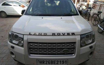Land Rover Freelander 2.2 TD