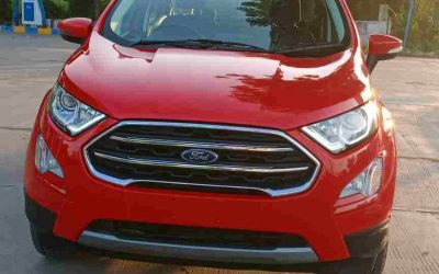 ford ecosport titanium Used car Sale