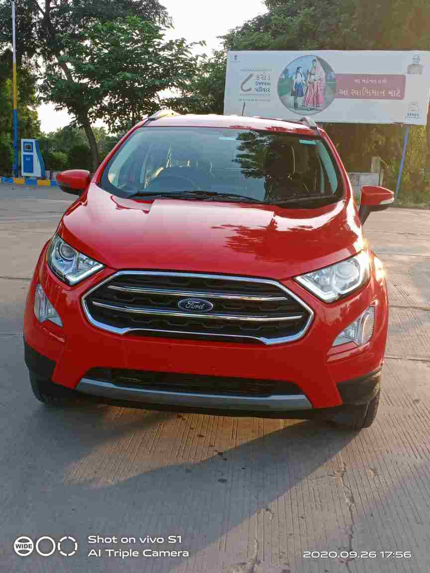 ford ecosport titanium Used car Sale